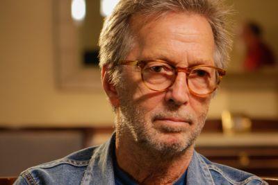 Eric Clapton hat während des Lockdown ein Album aufgenommen. (c) Kirk Slawek