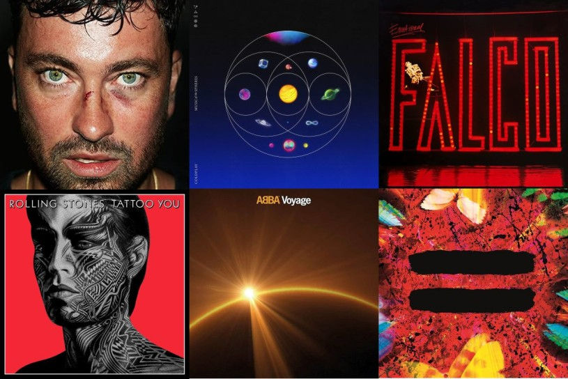 Vinyl Highlights im Oktober. (c) Der Vinylist