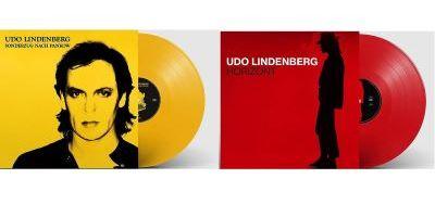 Farbiges Vinyl von Udo Lindenberg. (c) Universal Music